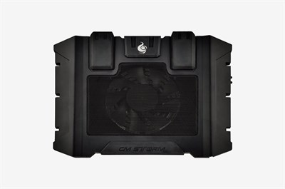 Storm SF-15 - Gaming Laptop Cooling Pad 160mm Fan/Retractable Feet - OPEN BOX