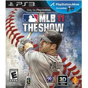 MLB 11 The Show PS3