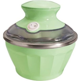 Half Pint Soft Serve Ice Cream Maker (Pistachio)