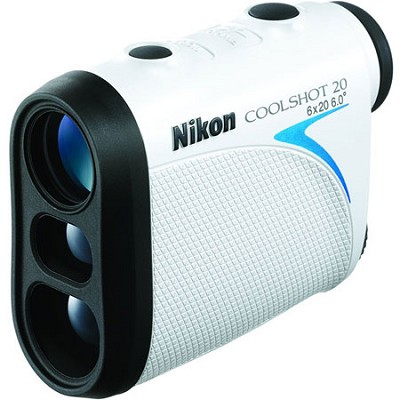 Coolshot 20 Golf Laser Rainproof Rangefinder 550 Yard 16200 Pro Scope New