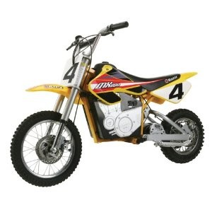 MX650 Dirt Rocket Electric Motocross Bike