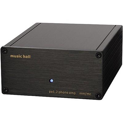 PA1.2 MM/MC Phono Pre-Amplifier
