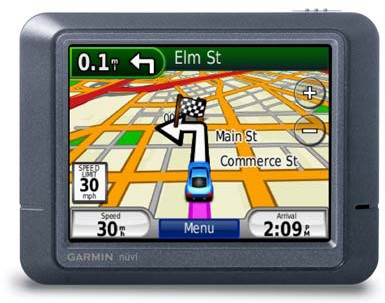 nuvi 265T North America City Navigator GPS