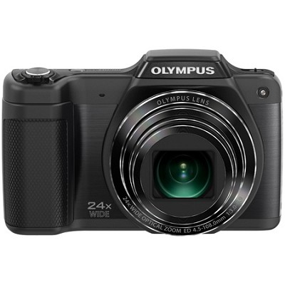 STYLUS SZ-15 16MP 24x SR Zoom 3-inch Hi-Res LCD - Black