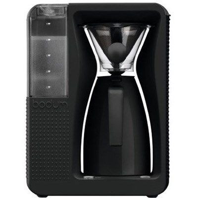 Bistro Electric Pour Over Coffeemaker - Black - OPEN BOX