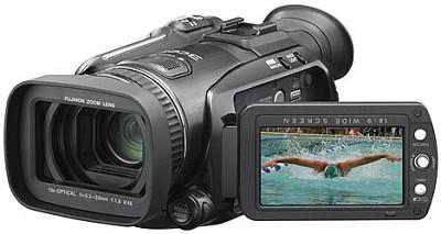 GZ-HD7 60-Gigabyte High-definition Hard Drive Camcorder