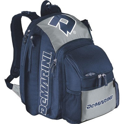 Voodoo Baseball Gearbag Backpack - Navy/Silver