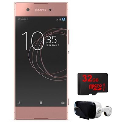 XA1 Ultra 32GB 6` Smartphone Unlocked Pink w/ 32GB + Virtual Reality Cinema