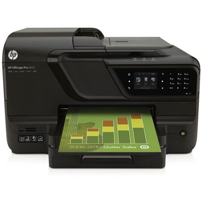 Officejet Pro 8600 e-All-in-One Wireless Color Printer
