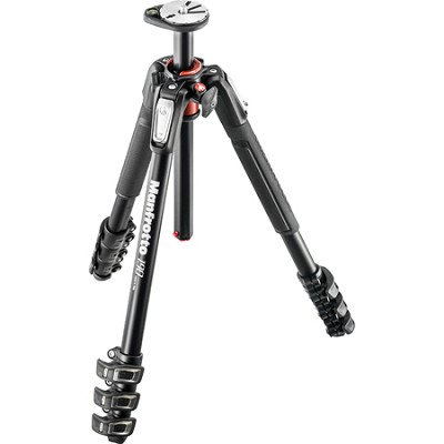 MT190XPRO4 4 Section Aluminum Tripod Legs
