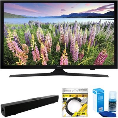 48` Full HD 1080p LED HDTV + Soundbar Bundles