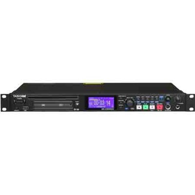 Audio Recorder for Solid State/CDs - SS-CDR200
