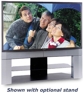 72HM196 - 72` DLP Rear Projection 1080p XHD TV w/ Integrated HD Tuner/CableCard