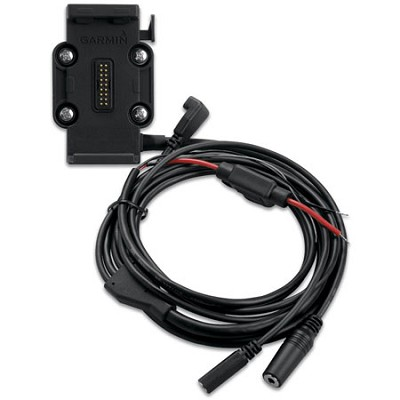 Motorcycle Mount With Integrated Power Cable (010-11270-03)