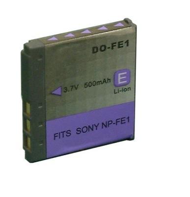Digital Concepts NP-FE1 500mAh Battery for Cybershot DSC-T7