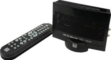 TV WONDER HD 650 USB BLACK DUAL TUNER WITH REMOTE