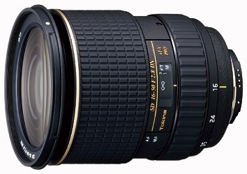 Zoom Super Wide Angle 16-50mm f/2.8 AT-X 165 PRO DX Autofocus Lens for Nikon