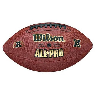 NFL All-Pro Pee Wee Composite Recreational Football