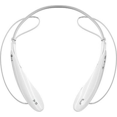 Tone Ultra HBS-800 Bluetooth Stereo Headset - Pearl White - OPEN BOX