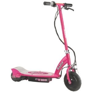 E100 Electric Scooter - Pink - 13111261