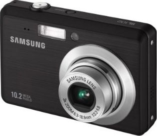 SL102 10MP 2.5` LCD Digital Camera (Black)