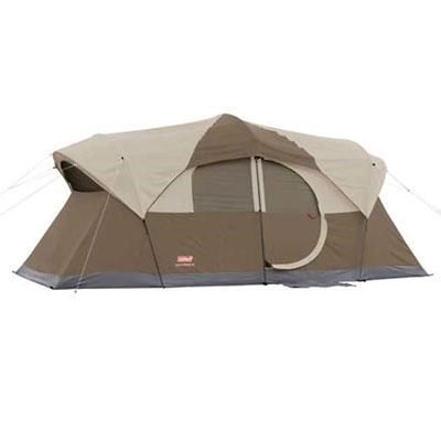 WeatherMaster 10-Person Hinged Door Tent - 2000001598