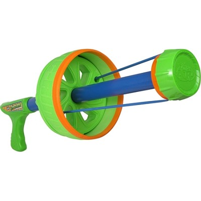 ZING TOYS ZYCLONE ZING RING BLASTER - Shoot the Ring over 50 Feet!