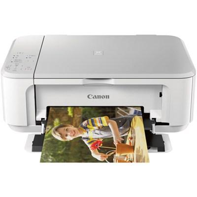 Pixma MG3620 Wireless Inkjet All-In-One White Multifunction Printer