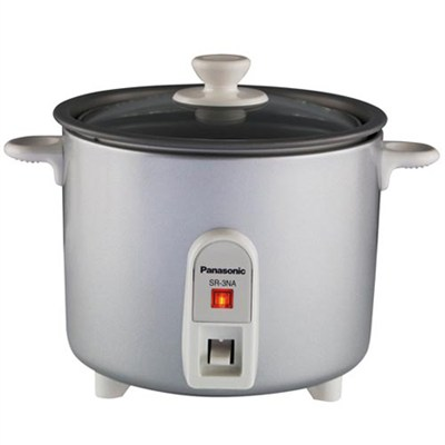 SR-3NA-S - Rice Cooker - OPEN BOX