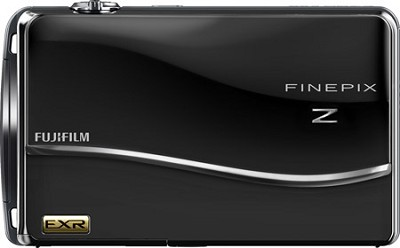 FinePix Z800EXR 12 MP 3.5 inch Touch Screen LCD Digital Camera - Black