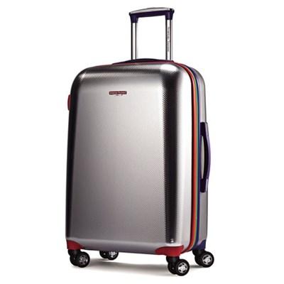 28` Premium Metallic Hardside Disco Spinner Luggage  68098-4812