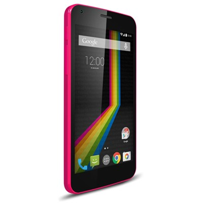 LINK A5 Unlocked Dual Core Smartphone with 5` Display (Pink) A5PK