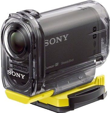 Action Cam HDR-AS10 Full HD 1080P Action Camcorder Kit