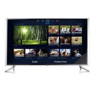 UN50F6800 - 50` 1080p 120hz 3D Smart Micro Dimming LED HDTV with Two 3D Glasses