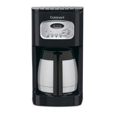 DCC-1150BKFR 10-Cup Programmable Thermal Coffeemaker - Refurbished