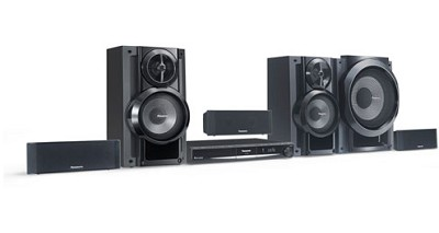 SC-PT665 - 5.1-channel DVD Home Theater System - Wet Box