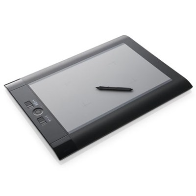 Intuos4 - Extra Large Pen Tablet 1 Year Warranty (Certified Refurbished)
