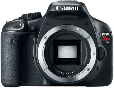 EOS Digital Rebel T2i 18 MP CMOS APS-C Digital SLR Camera with 3.0-Inch LCD