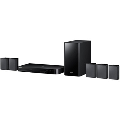 HTH4500 - 5.1ch Home Theater System with Smart 3D Blu-ray Player - OPEN BOX