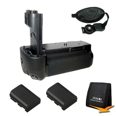 Ultimate Vertical Battery Grip for EOS 5D Mark III (replaces BG-E11)