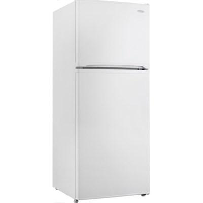10 Cu.Ft. Apartment Size Refrigerator in White - DFF100C1WDB