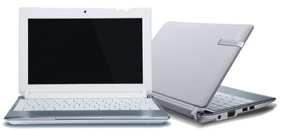 LT2110U 10.1 inch  Netbook PC - White