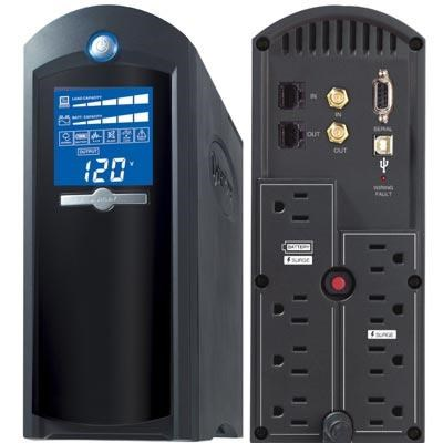 1350VA CP AVR Uninterruptible Power Supply with LCD Display - CP1350AVRLCD