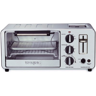 WTO150 4-Slice Toaster Oven with Built-In 2-Slice Toaster Certified Refurbished