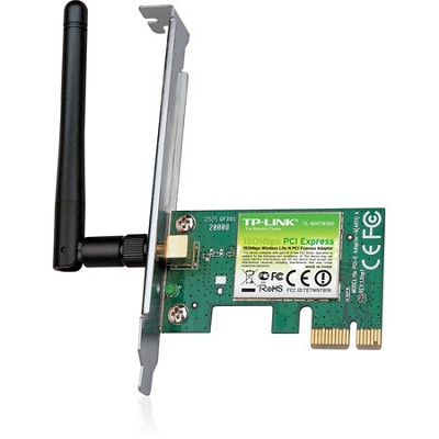 TL-WN781ND 150Mbps Wireless PCI Express Adapter