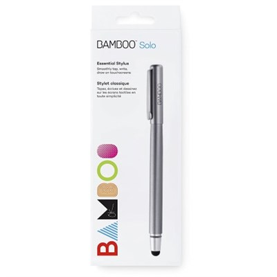 Bamboo Solo Stylus for Tablets and Smartphones