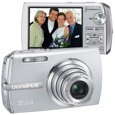 Stylus 1200 Digital Camera (Silver)