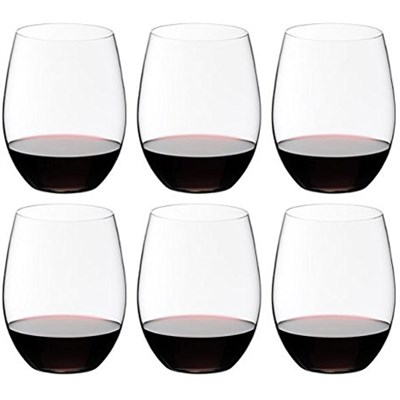 260 Years Celebration O for Cabernet/Merlot; 6 Glasses (7414/60-260)