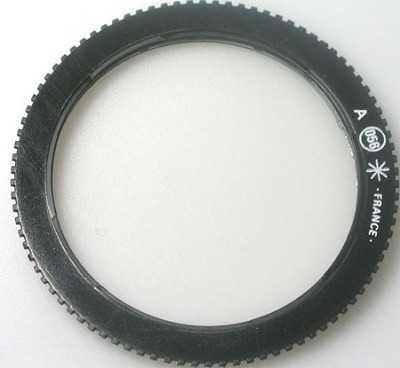 A056 Star 8 special effect Screw in Filter & case