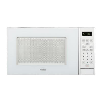 0.9cf 900W Microwave  White